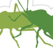 Lovebugs Sticker