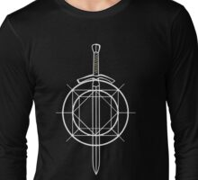 Sword of Truth Grace Long Sleeve T-Shirt