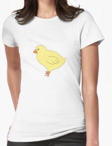 cute yellow baby chick Easter bird T-Shirt