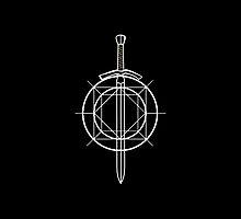 Sword of Truth Grace by EmRyaGeekBlock