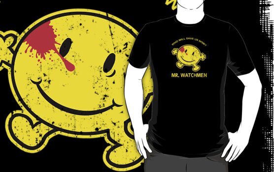 Mr.Watchmen by Baznet