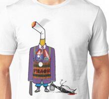 CIG HEAD BOMBER Unisex T-Shirt