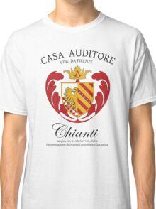 Vino Auditore  Classic T-Shirt