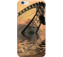 Disaster iPhone Case/Skin