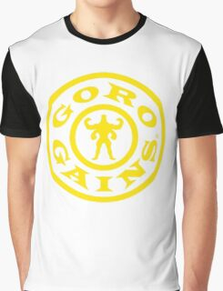 Mortal Kombat Decay's #GOROGAINS Graphic T-Shirt