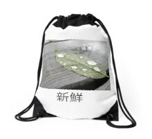 Fresh Drawstring Bag