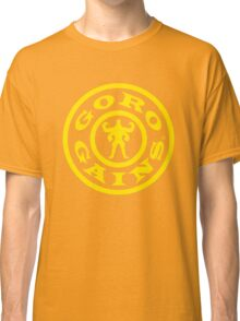 Mortal Kombat Decay's #GOROGAINS Classic T-Shirt