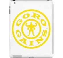 Mortal Kombat Decay's #GOROGAINS iPad Case/Skin