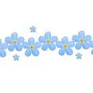 Forget me nots by shalisa