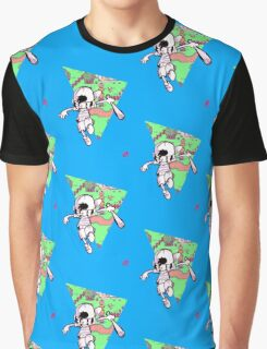 Ness from Earthbound Graphic T-Shirt