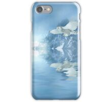 Portrait of Winter iPhone Case/Skin