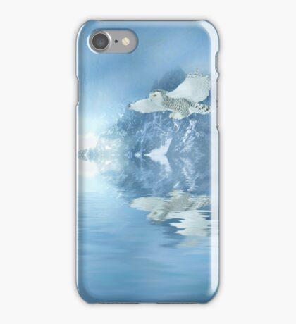 Portrait of Winter iPhone Case/Skin
