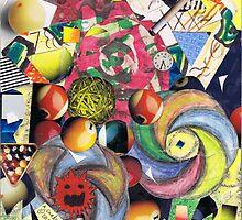 Controlled  Chaos by Alejandro Cuadra
