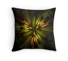 Flowers Of Fall Throw Pillow