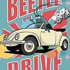 Beetle Drive 2 by leannesore