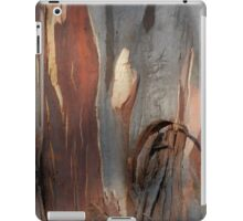 Bark Markings, Penguin, Tasmania, Australia. iPad Case/Skin