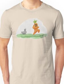 If Vegetables Could Run Unisex T-Shirt
