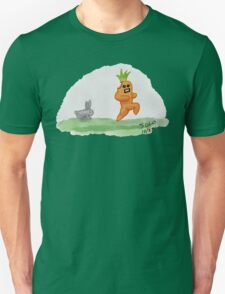 If Vegetables Could Run T-Shirt