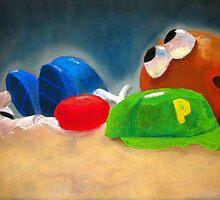 Baked Potatohead by Kristi Nobers