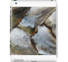TRIANGLE WEAVING iPad Case/Skin