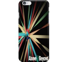 Above & Beyond iPhone Case/Skin