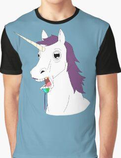 Dumb Unicorn  Graphic T-Shirt
