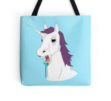 Dumb Unicorn  Tote Bag