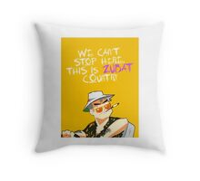 Pokemon-Fear and Loathing Throw Pillow