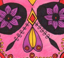 Candy Skull #2 Sticker