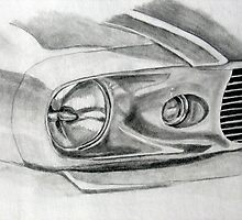 Shelby Mustang - Eleanor by Tiffany Muff