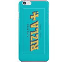 Rizla Blue (King Size) iPhone Case/Skin