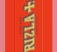 Rizla Red (King Size) by Winternator