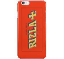 Rizla Red (King Size) iPhone Case/Skin