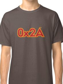 The Answer in Hexadecimal Classic T-Shirt