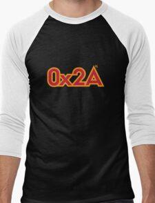The Answer in Hexadecimal Men's Baseball ¾ T-Shirt