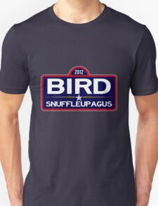 Bird Snuffy 2012 Unisex T-Shirt