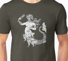 The Little Bit Dead Mermaid Unisex T-Shirt