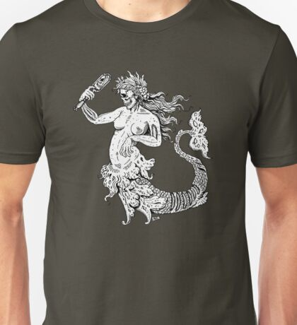 The Little Bit Dead Mermaid Unisex T-Shirt