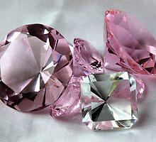 Pretty Pink Jewels by Tiffany Muff