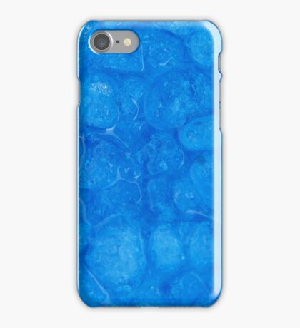 Ocean Water Blue Coconut Sonic Slush iPhone Case/Skin