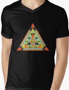 Delta Mens V-Neck T-Shirt