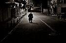 Lone Walk Into The Night by Mojca Savicki