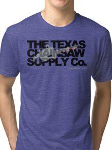 Texas Chainsaw Supply Company Tri-blend T-Shirt