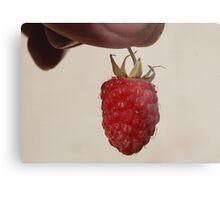 Rasp Berry. Metal Print