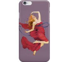 Lady Delight II iPhone Case/Skin