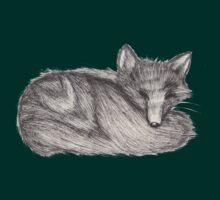 Fox (Plain) by Margybear