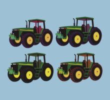 4 tractor fun Kids Clothes