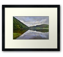 The Lake District: Brother's Water Reflections Framed Print