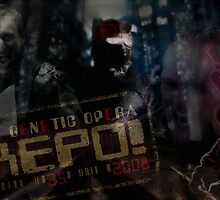 The Repo Man by vulcanandroid