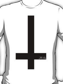 That Logo - Anti Cross Small Logo T-Shirt